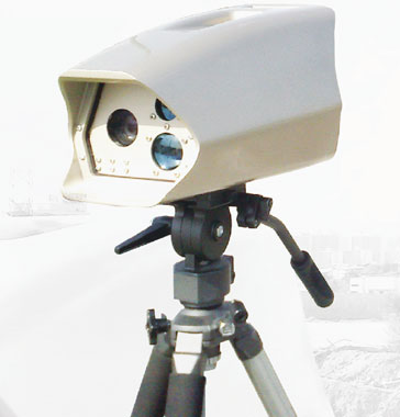 Laser-Speedometer-System